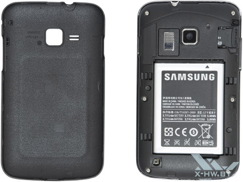 Аккумулятор Samsung Galaxy Y Pro Duos