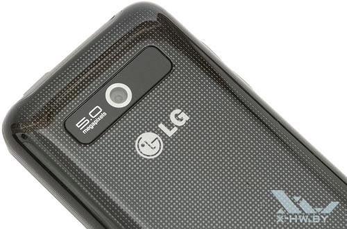 Камера LG Optimus Hub E510