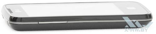 Левый торец LG Optimus Hub E510