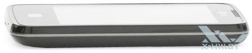 Правый торец LG Optimus Hub E510