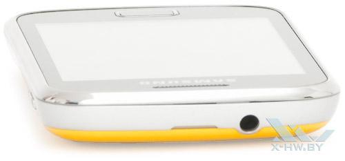 Верхний торец Samsung Galaxy Mini 2