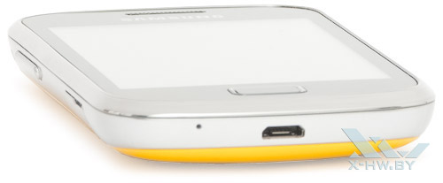 Нижний торец Samsung Galaxy Mini 2