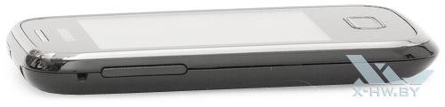 Левый торец Samsung Galaxy Pocket