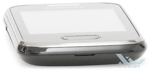 Нижний торец Samsung Galaxy Pocket