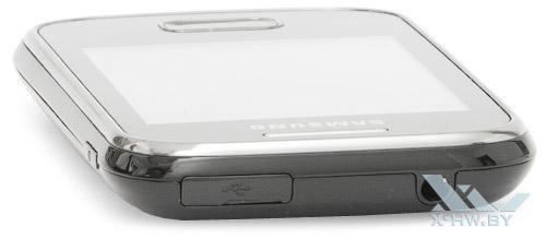 Верхний торец Samsung Galaxy Pocket