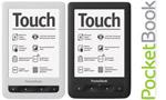 Обзор электронной книги PocketBook Touch - мультитачный E Ink Pearl