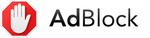Логотип AdBlock