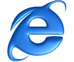 Логотип Internet Explorer 6