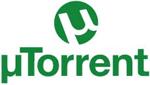 Логотип uTorrent