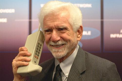 Марти Купер и Motorola DynaTAC