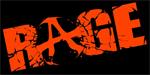 Логотип Rage