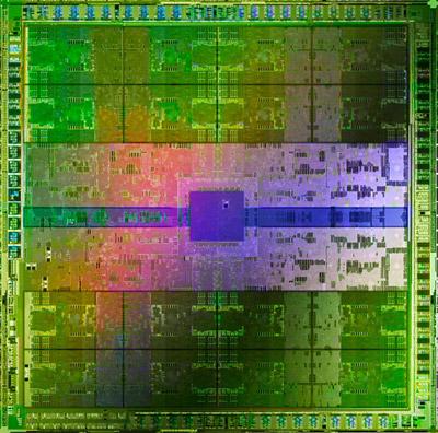Ядро NVIDIA Fermi