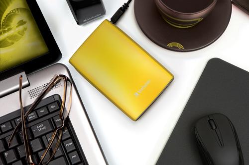 Verbatim Store Go Portable Hard Drive