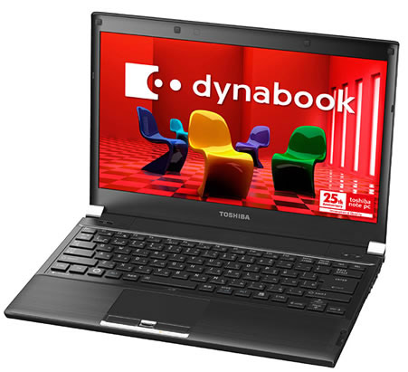 Toshiba Dynabook RX3