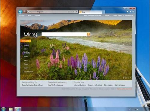 Microsoft Internet Explorer 9