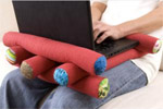 Ноутбуки могут повредить кожу на ногах