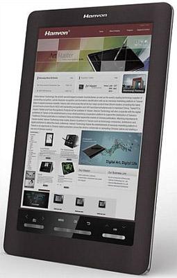 Электронная книга Hanvon с цветным экраном