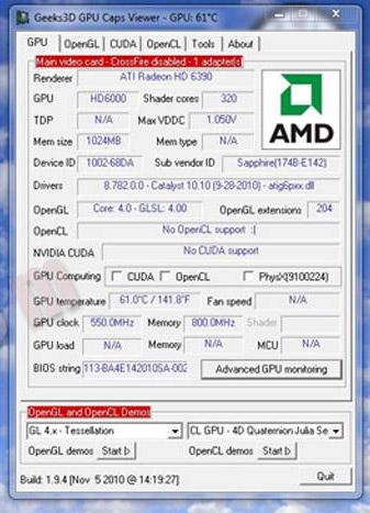 AMD Radeon HD 6390