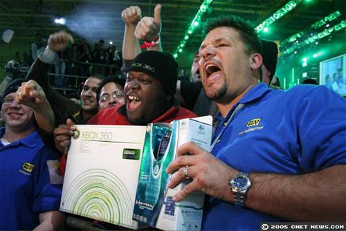 Xbox 360 празднует пятилетие