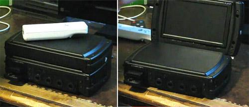 Nintendo Wii сумели превратить в «ноутбук»