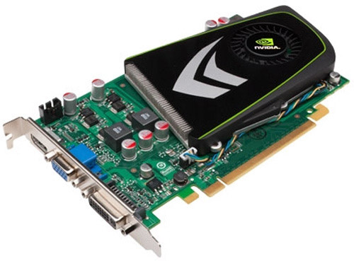 NVIDIA GeForce GT 300