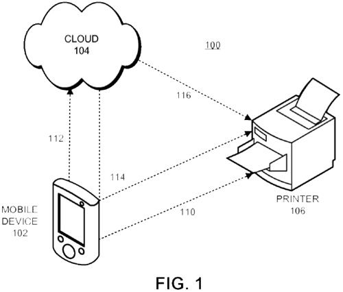 Apple запатентовала печать без драйверов