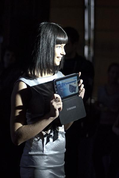 Презентация Samsung GALAXY. Рис. 10