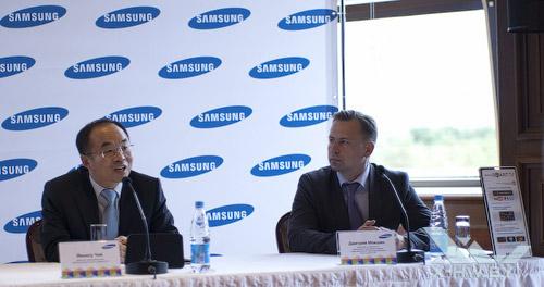 Samsung представила телевизоры Smart TV. Рис. 1