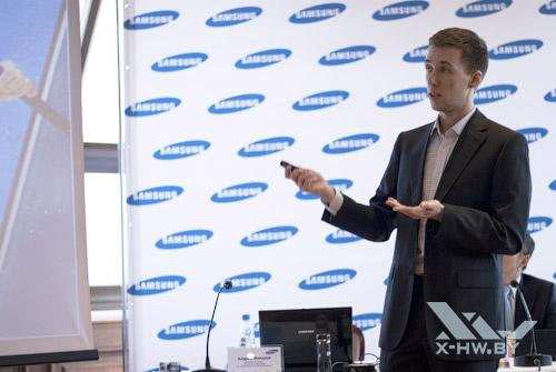 Samsung представила телевизоры Smart TV. Рис. 2