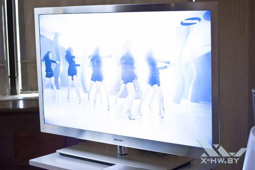 Samsung представила телевизоры Smart TV. Рис. 4