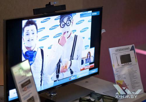 Samsung представила телевизоры Smart TV. Рис. 5