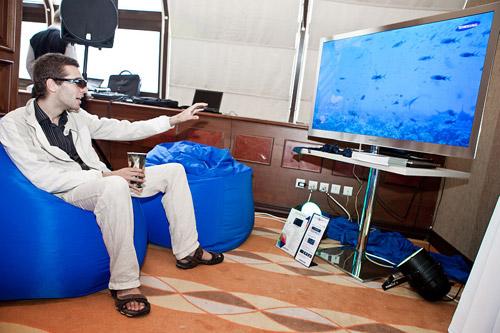 Samsung представила телевизоры Smart TV. Рис. 8