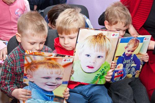 Фотографии детей 1