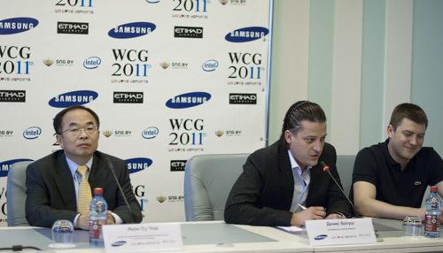 Начались отборочные туры на WCG 2011