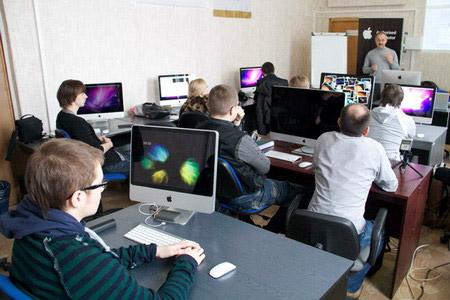 На базе Учебного центра IBA открылся первый авторизованный учебный центр Apple