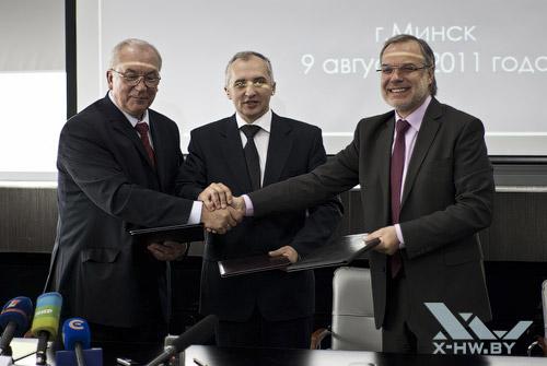 Intel совместно с Минобразования и ПВТ запустили образовательный проект. Рис. 5