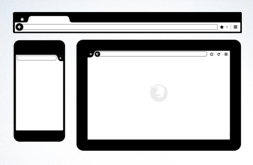 Дизайн нового Mozilla Firefox