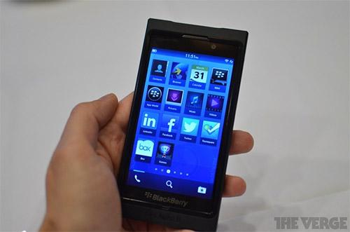 RIM BlackBerry 10. Рис. 2
