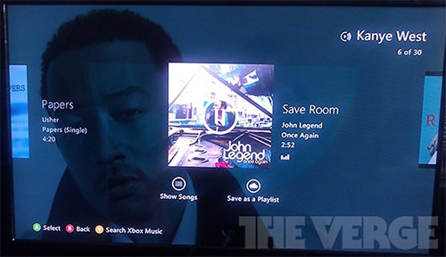 Xbox Music могут запустить вместе с Windows 8