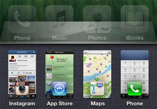 Известны первые улучшения iOS 7
