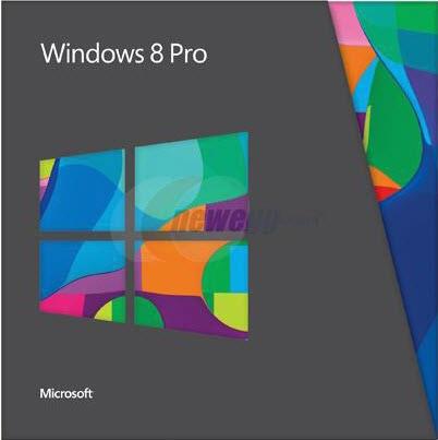 Коробка Windows 8 Pro