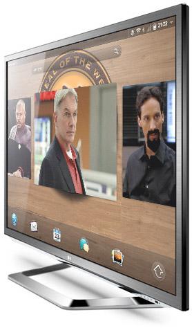 Open webOS будет управлять телевизорами LG