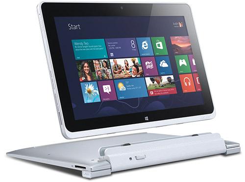 Acer пока не будет выпускать планшеты с Windows RT
