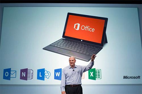 Office 2013 вышел для корпораций