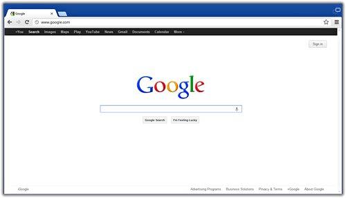 Google делает Metro-версию Chrome для Windows 8
