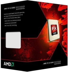 AMD начала продавать 8-ядерный процессор FX-8300