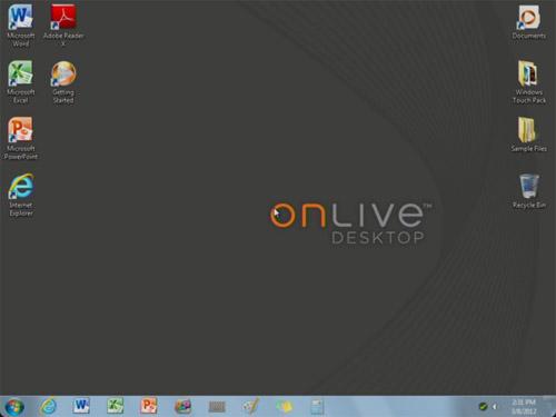 Microsoft недовольна новым сервисом OnLive