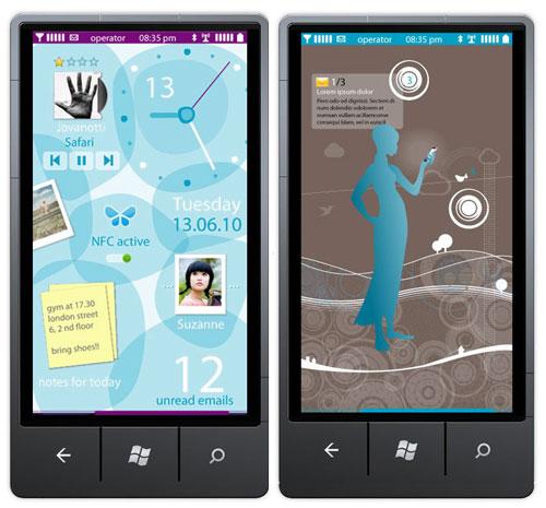 Nokia поменяет интерфейс Windows Phone 7
