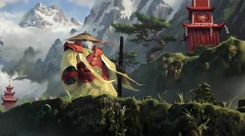 World of Warcraft: Mist of Pandaria. Рис. 1