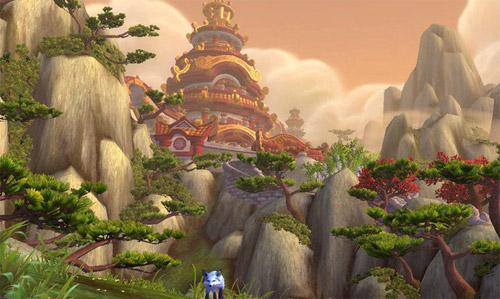 World of Warcraft: Mist of Pandaria. Рис. 2